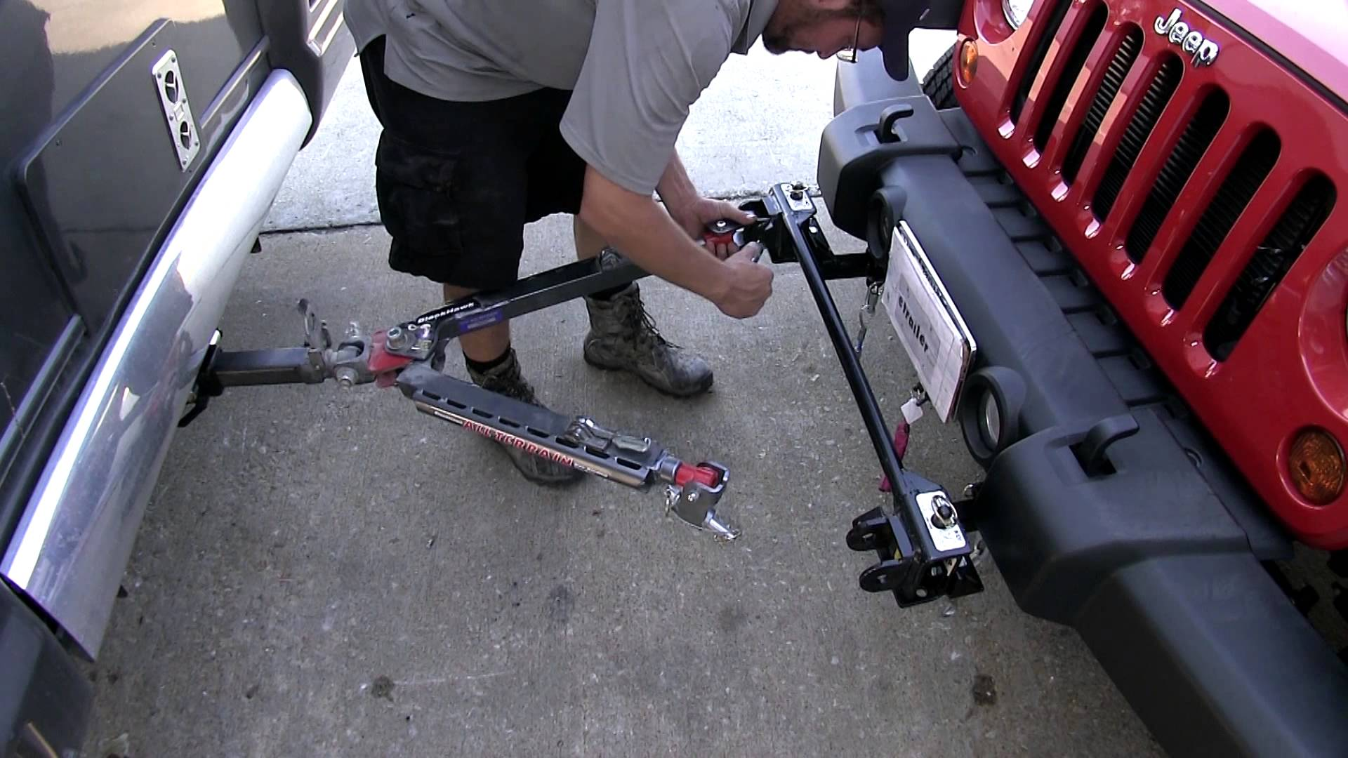 Selecting And Fitting The Right Tow Bar